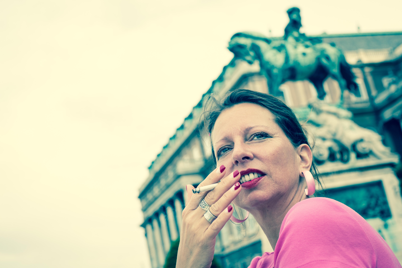 Portrait Schauspielerin Budapest-6821