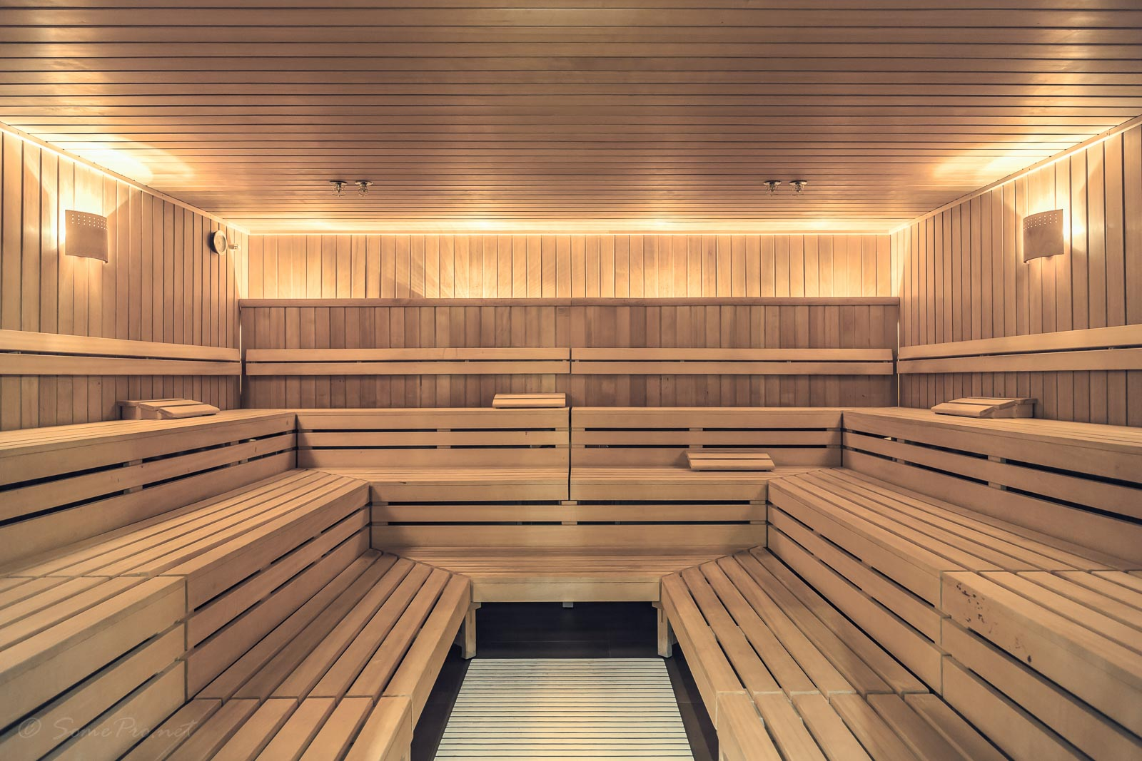 Benefit Fitness Studio-Sauna